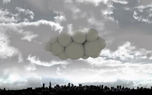 공기를 활용하는 디자인