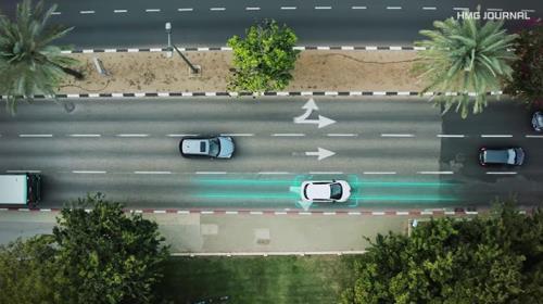 충전이 따로 필요가 없는 '무선충전 도로'