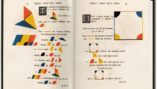 수학으로 보는 디자인 서적 9권