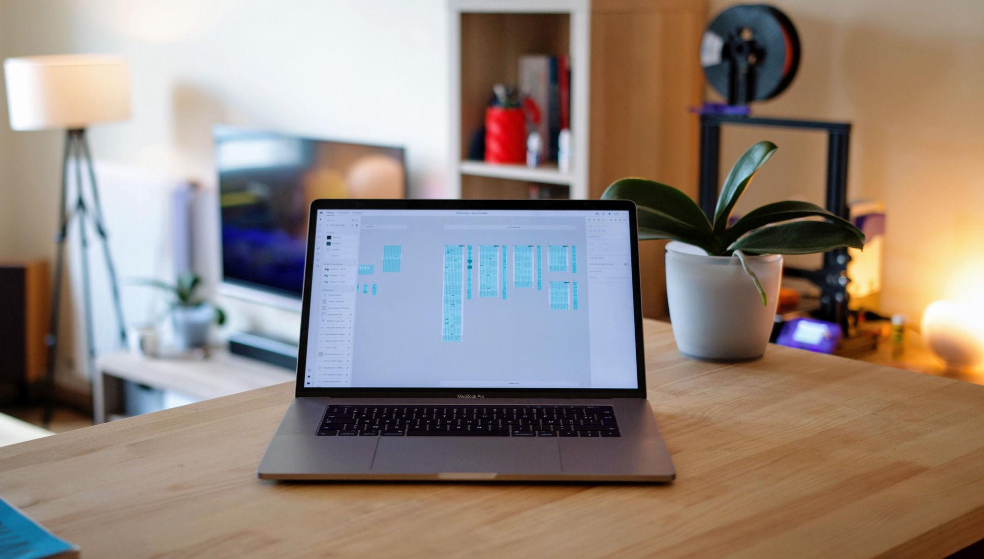 Adobe XD를 활용한 인터렉티브 UI 개발