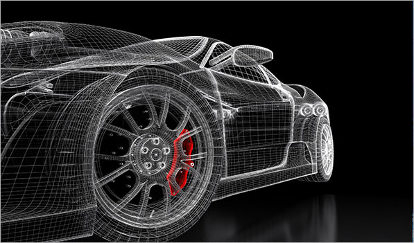 CATIA(카티아)응용 자동차부품설계
