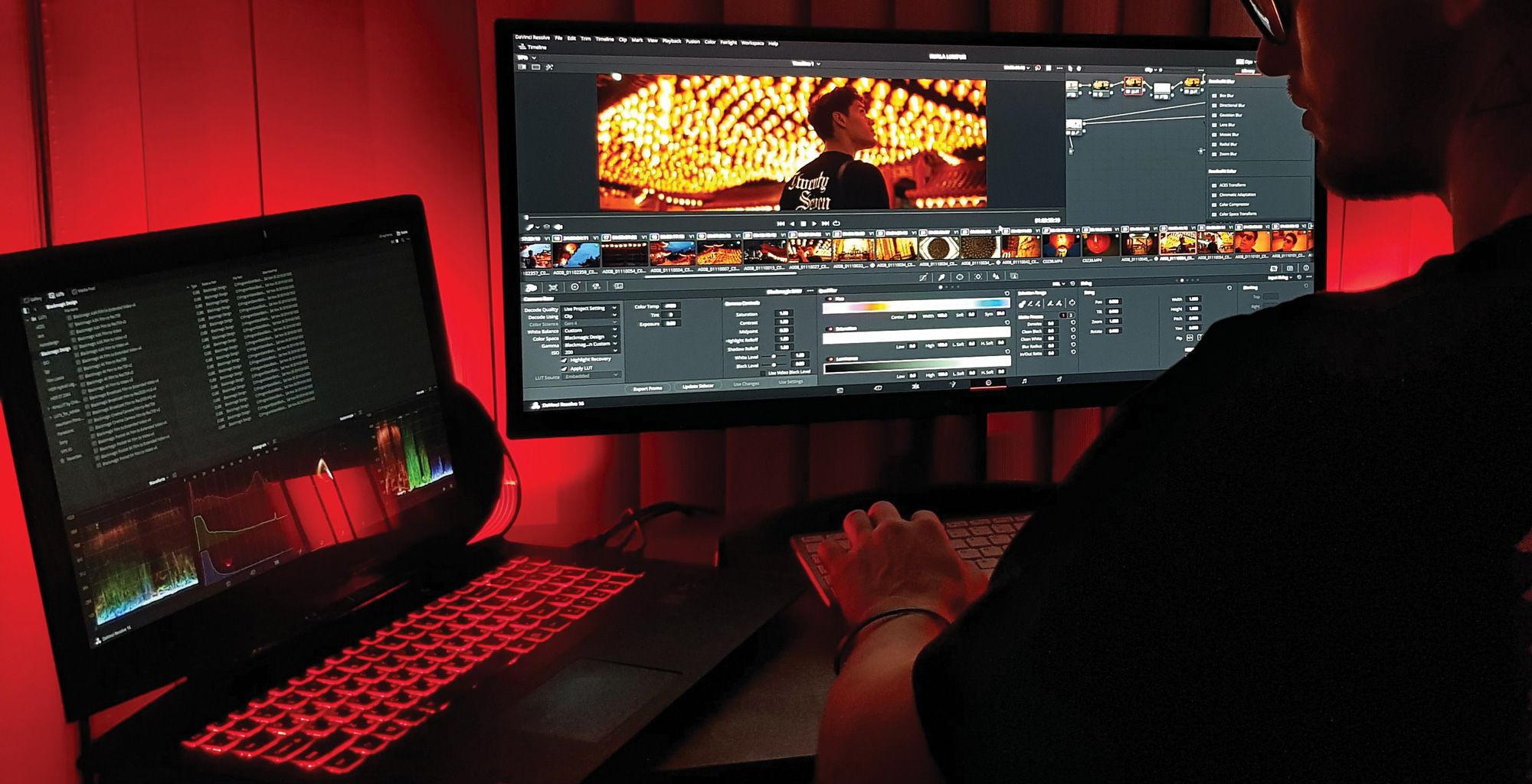 멀티미디어 콘텐츠제작 &영상편집 (프리미어, 에프터이펙트, 시네마4D)양성과정