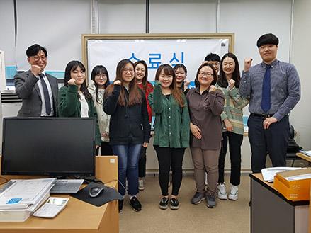 [부천캠퍼스] 세무(전산세무2급, TAT1급)자격증 취득과정 10회차 수료식